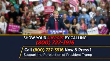 Great America PAC TV Spot, '2020 Re-Election Support' - Thumbnail 2