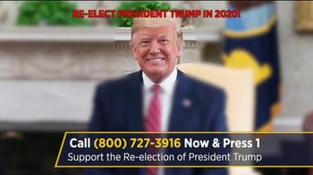 Great America PAC TV Spot, '2020 Re-Election Support' - Thumbnail 4