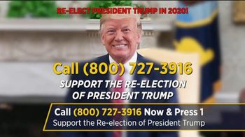 Great America PAC TV Spot, '2020 Re-Election Support' - Thumbnail 5