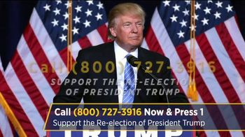 Great America PAC TV Spot, '2020 Re-Election Support' - Thumbnail 7