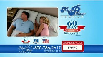 My Pillow Premium TV Spot, 'Trouble Sleeping: Two for One' - Thumbnail 9