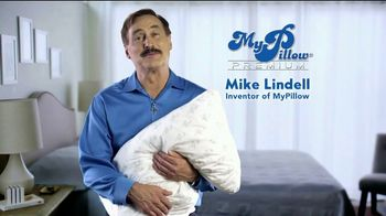 My Pillow Premium TV Spot, 'Trouble Sleeping: Two for One' - Thumbnail 2