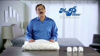 My Pillow Premium TV Spot, 'Trouble Sleeping: Two for One' - Thumbnail 3