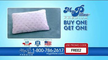 My Pillow Premium TV Spot, 'Trouble Sleeping: Two for One' - Thumbnail 4