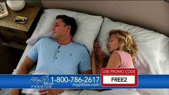 My Pillow Premium TV Spot, 'Trouble Sleeping: Two for One'