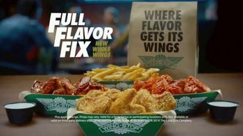 Wingstop Full Flavor Fix TV Spot, 'Where Tonight Gets Its Flavor' - Thumbnail 10