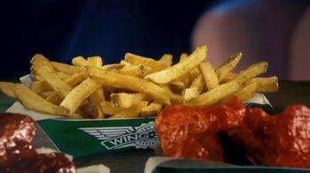 Wingstop Full Flavor Fix TV Spot, 'Where Tonight Gets Its Flavor' - Thumbnail 8