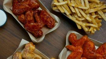 Wingstop Full Flavor Fix TV Spot, 'Where Tonight Gets Its Flavor' - Thumbnail 9