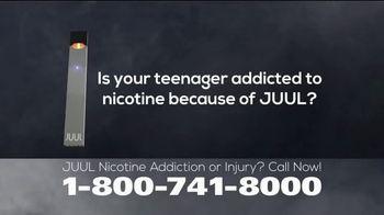 Parker Waichman TV Spot, 'JUUL Nicotine Addiction' - Thumbnail 1