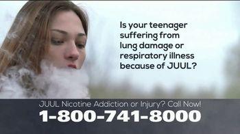 Parker Waichman TV Spot, 'JUUL Nicotine Addiction' - Thumbnail 3