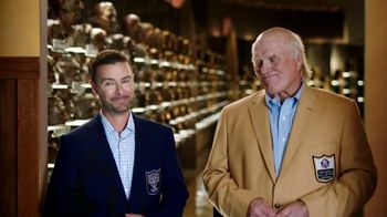 Ford Hall of Fans TV Spot, 'Hidden Room' Featuring Terry Bradshaw, Rick Holman