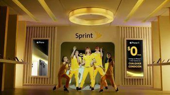 Sprint TV Spot, 'Vente: iPhone 11' [Spanish] - Thumbnail 1