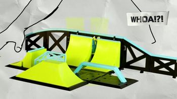 Tech Deck Transforming Sk8 Container Pro TV Spot, 'Open Me' - Thumbnail 5
