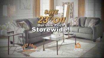 Ashley HomeStore Deep Fried Discounts TV Spot, 'Save Up to 23 Percent' - Thumbnail 3