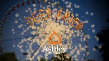 Ashley HomeStore Deep Fried Discounts TV Spot, 'Save Up to 23 Percent' - Thumbnail 4
