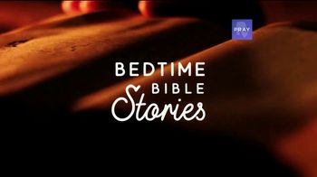 Pray.com App TV Spot, 'Bedtime Bible Stories: Get Comfy'