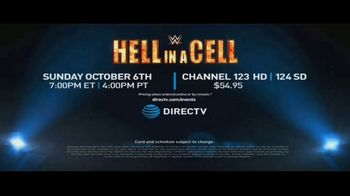 DIRECTV TV Spot, 'WWE: Hell in a Cell' - Thumbnail 9