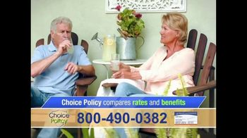 Choice Policy TV Spot, 'Making It Easy'