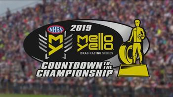 NHRA TV Spot, '2019 Mello Yello: Texas Motorplex'