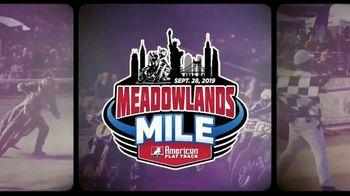 American Flat Track TV Spot, '2019 Meadowlands Mile'