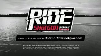 Optima Batteries TV Spot, 'Ride Shotgun' Featuring Edwin Evers - Thumbnail 8