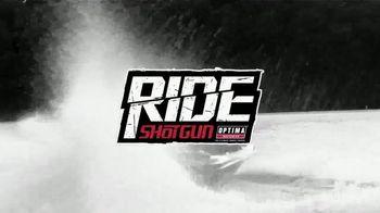 Optima Batteries TV Spot, 'Ride Shotgun' Featuring Edwin Evers