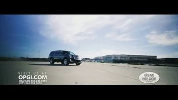 OPGI Original Parts Group Inc TV Spot, 'Modern Performance Cadillac' - Thumbnail 2