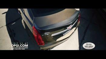 OPGI Original Parts Group Inc TV Spot, 'Modern Performance Cadillac' - Thumbnail 3