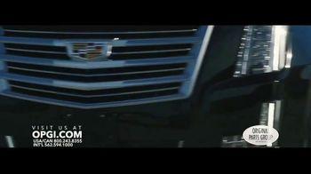 OPGI Original Parts Group Inc TV Spot, 'Modern Performance Cadillac' - Thumbnail 6
