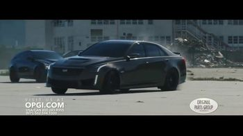 OPGI Original Parts Group Inc TV Spot, 'Modern Performance Cadillac'