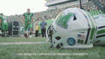 Marshall University TV Spot, 'I Am' - Thumbnail 1