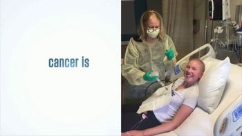 The V Foundation for Cancer Research TV Spot, 'Cancer Is...' Song by Gym Class Heroes - Thumbnail 5