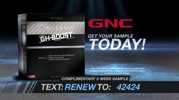 Nugenix GH-Boost TV Spot, 'Older and Wiser' - Thumbnail 10