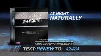 Nugenix GH-Boost TV Spot, 'Older and Wiser' - Thumbnail 5