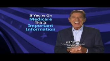 Medicare Coverage Helpline TV Spot, 'Make Your Life Easier' Featuring Joe Namath - Thumbnail 1