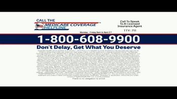 Medicare Coverage Helpline TV Spot, 'Make Your Life Easier' Featuring Joe Namath - Thumbnail 6