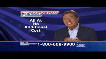 Medicare Coverage Helpline TV Spot, 'Make Your Life Easier' Featuring Joe Namath - Thumbnail 5