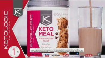 KetoLogic TV Spot, 'Keto 30 Challenge: My Pants Were Looser' - Thumbnail 5
