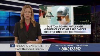 Robinson Calcagnie Robinson Shapiro Davis, Inc. TV Spot, 'Textured Breast Implants' - Thumbnail 4