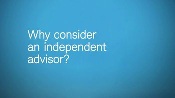Charles Schwab TV Spot, 'Why Consider an Independent Advisor' - Thumbnail 1