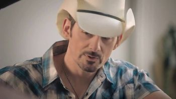 Nationwide Insurance TV Spot, 'Jingle Sessions: Band Shopping List' Featuring Peyton Manning, Brad Paisley - Thumbnail 6