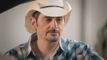 Nationwide Insurance TV Spot, 'Jingle Sessions: Band Shopping List' Featuring Peyton Manning, Brad Paisley - Thumbnail 9