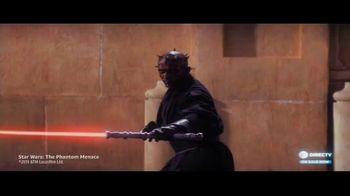 DIRECTV Cinema TV Spot, 'Star Wars Movies' - Thumbnail 5