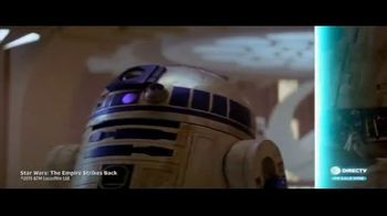 DIRECTV Cinema TV Spot, 'Star Wars Movies' - Thumbnail 6