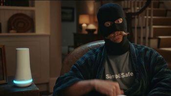 SimpliSafe TV Spot, 'Robbert: Like a Pro: Free Shipping'