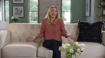 La-Z-Boy Flash Sale TV Spot, 'Keep It Real' Featuring Kristen Bell - Thumbnail 3