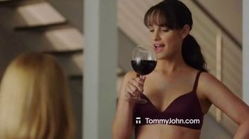 Tommy John TV Spot, \'Wine Party\'