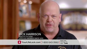 LifeLock TV Spot, 'DSP1 V1F Rev1: Tom5 25 HB' - Thumbnail 8