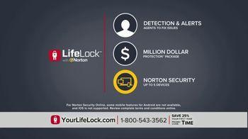 LifeLock TV Spot, 'DSP1 V1F Rev1: Tom5 25 HB' - Thumbnail 7