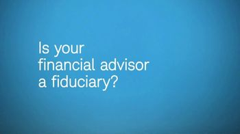 Charles Schwab TV Spot, 'Is Your Financial Advisor a Fiduciary?' - Thumbnail 2